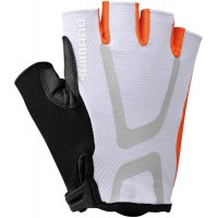 Перчатки Shimano Light White Orange