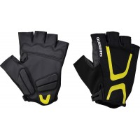 Перчатки Shimano Light Black Yellow