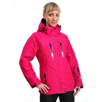 Куртка Snow HeadQuarter 8015 Малиновая