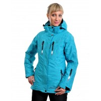 Куртка Snow HeadQuarter 8015 Темно голубая