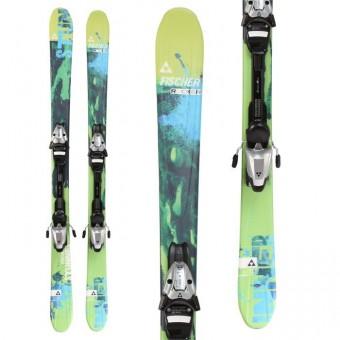 Горные лыжи Fischer Stunner сезон 2013/14