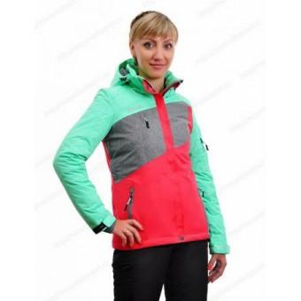 Куртка Running River H7010 Мята/коралл