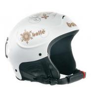 Шлем Bolle STOMP Shiny White Snow Jewel
