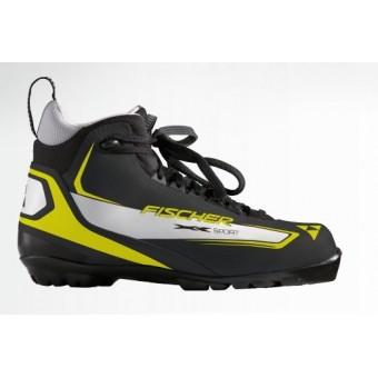 Ботинки лыжные Fischer XC Sport Yellow