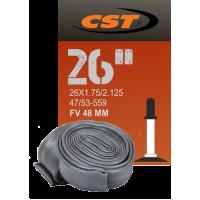 Камера CST 26X1.75/2.125 FV 48MM