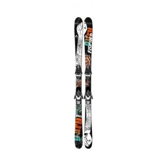 Горные лыжи Guru