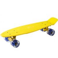 Круизер Fish Yellow (скейтборд)