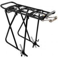 Багажник для велосипеда 24-28″ черный