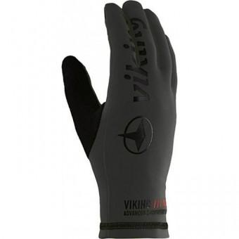 Перчатки беговые Viking Davos Grey