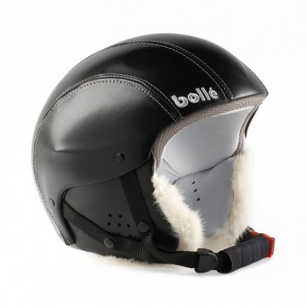 Шлем Bolle BLISS Black Leather