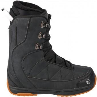 Ботинки сноубордические Trans Rental Black