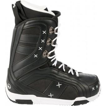 Ботинки сноубордические Trans Basic Black Girl