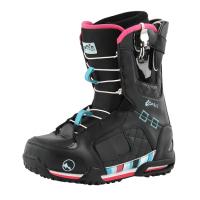 Ботинки для сноуборда Trans Park Girl Black/Pink