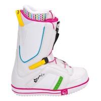 Ботинки для сноуборда Trans Profile Girl White (2013-2014)