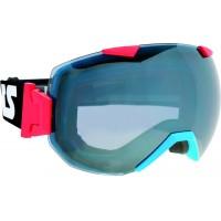 Маска сноубордическая Trans Monster 3 blue