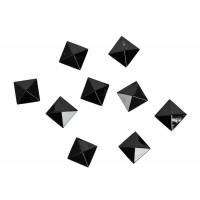 Наклейки противоскользящие little pyramids black