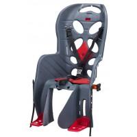 Велокресло детское HTP Fraach Grey на багажник