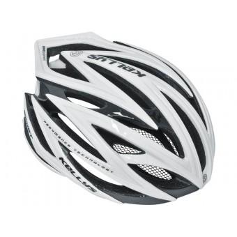 Шлем велосипедный Kellys Rocket White