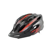 Шлем велосипедный HQBC VENTIQO Black/Red