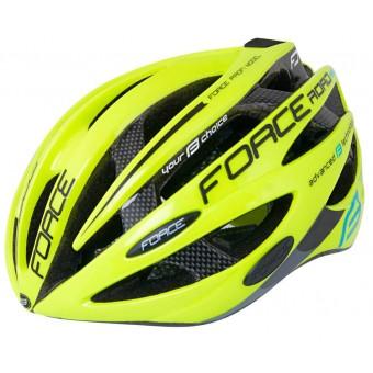 Велошлем Force Road Pro Junior Yellow