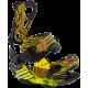 Крепление SP-United Stripez Black/Yellow (2012-2013)