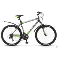 Велосипед горный Stels Navigator 600 зеленый