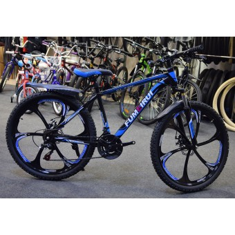 Велосипед BMW-Fumeirui литые диски