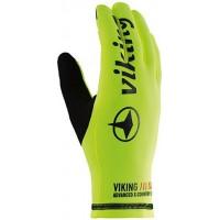 Перчатки беговые Viking Davos Green