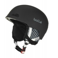Шлем Bolle B-Wild Soft Black Grey Plaid