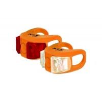 Фонари комплект KLS Twins Orange