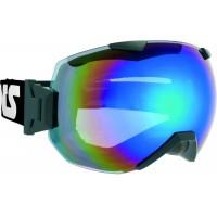 Маска сноубордическая Trans Monster 3 black